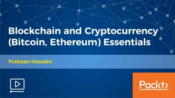 Blockchain and Cryptocurrency (Bitcoin, Ethereum) Essentials image